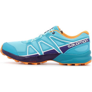 Zapatos Niños Running / trail Salomon Speedcross Junior Azul