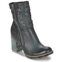 Zapatos Mujer Botines Bunker GRACE COOL Negro