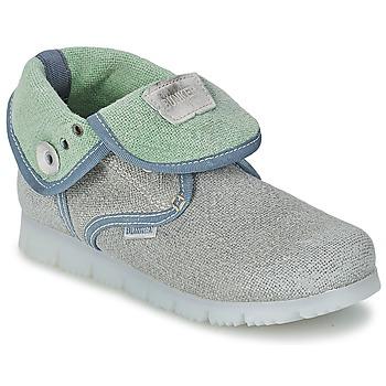 Zapatos Niños Botas de caña baja Bunker LAST WALK Gris