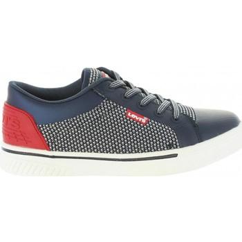 Zapatos Niños Zapatillas bajas Levi's VFUT0002T FUTURE Azul