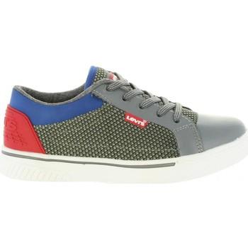 Zapatos Niños Zapatillas bajas Levi's VFUT0002T FUTURE Gris
