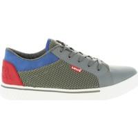 Zapatos Niños Zapatillas bajas Levi's VFUT0005T FUTURE Gris