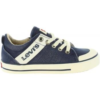 Zapatos Niño Zapatillas bajas Levi's VALB0002T ALABAMA Azul
