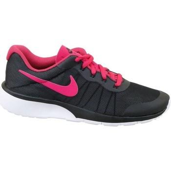 Zapatos Niños Zapatillas bajas Nike Tanjun Racer GS Negros