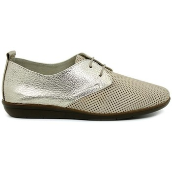 Zapatos Mujer Derbie 24 Hrs 23538 Bronce