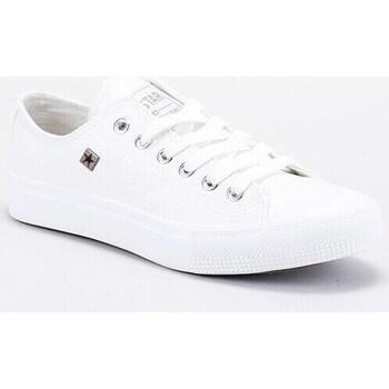 Zapatos Hombre Zapatillas bajas Big Star V174347 Blanco