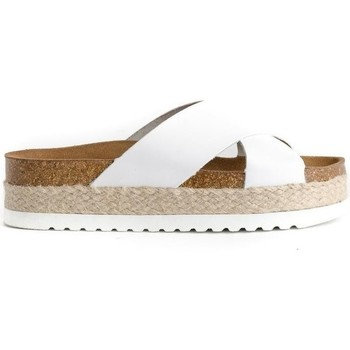 Zapatos Mujer Zuecos (Mules) Colour Feet MACARELLA Blanco