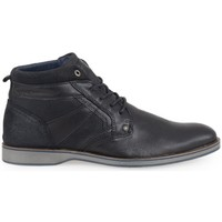 Zapatos Hombre Derbie Bipedes 2feet 1700 Black Negro