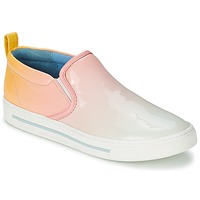 Zapatos Mujer Slip on Marc by Marc Jacobs CUTE KICKS Multicolor