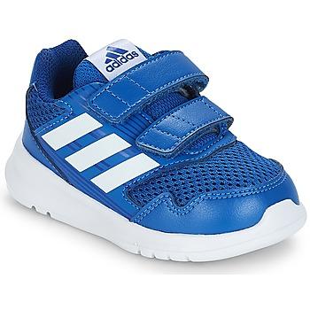 Zapatos Niños Zapatillas bajas adidas Performance ALTARUN CF I Azul