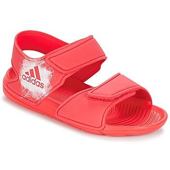 Zapatos Niña Sandalias adidas Performance ALTASWIM C Rosa