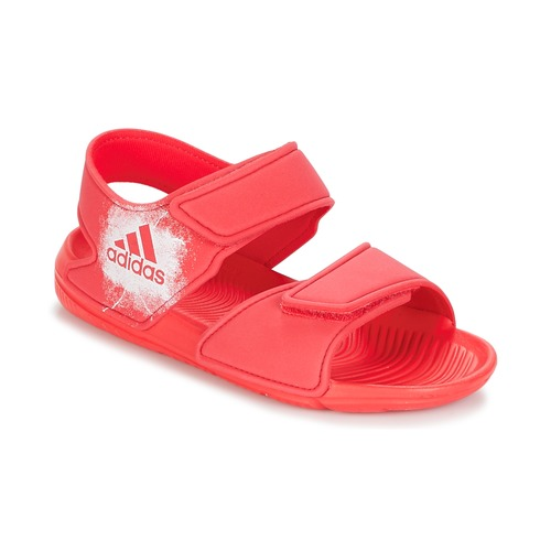 97bdfdece Zapatos Niña Sandalias adidas Performance ALTASWIM C Rosa