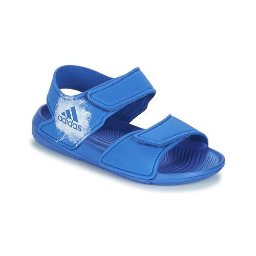 0b6237bed Zapatos Niños Sandalias adidas Performance ALTASWIM C Azul