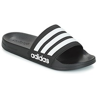 Zapatos Chanclas adidas Originals ADILETTE SHOWER Negro