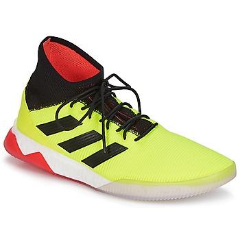 Zapatos Hombre Fútbol adidas Performance PREDATOR TANGO 18.1 TR Amarillo / Negro / Rojo