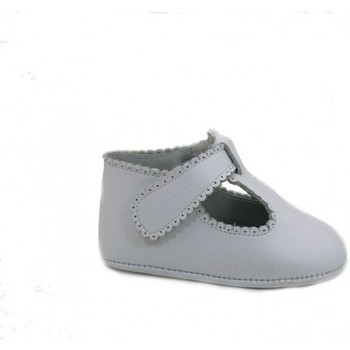 Zapatos Niña Derbie & Richelieu Conguitos 10166 Niño Blanco blanc
