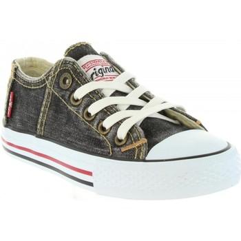 Zapatos Niños Zapatillas bajas Levi's VTRU0005T ORIG Negro
