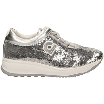 Zapatos Mujer Zapatillas bajas Agile By Ruco Line GELSO STAR Plata