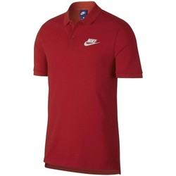 textil Hombre polos manga corta Nike Nsw Matchup Hombre Polo Rojo 909746657 rouge