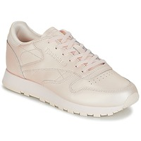 Zapatos Mujer Zapatillas bajas Reebok Classic CLASSIC LEATHER Rosa
