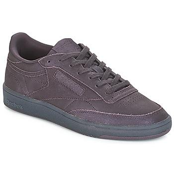 Zapatos Mujer Zapatillas bajas Reebok Classic CLUB C 85 Violeta