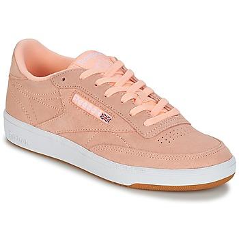 Zapatos Mujer Zapatillas bajas Reebok Classic CLUB C 85 Rosa