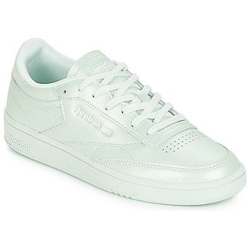 Zapatos Mujer Zapatillas bajas Reebok Classic CLUB C 85 Azul