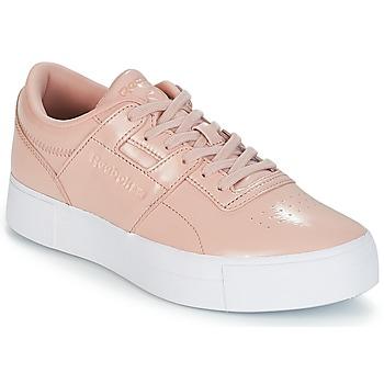 Zapatos Mujer Zapatillas bajas Reebok Classic WORKOUT LO FVS Rosa