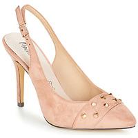 Zapatos Mujer Sandalias Menbur DINITARSA Beige / Rosa