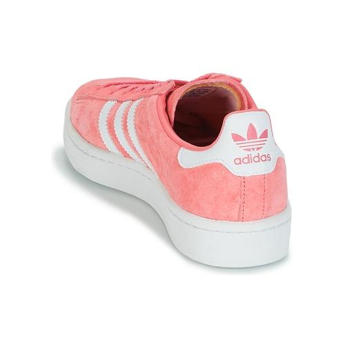 Mujer Adidas W Originals Bajas Zapatillas Rosa Zapatos Campus 54ALRj