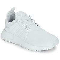 Zapatos Niños Zapatillas bajas adidas Originals X_PLR J Blanco