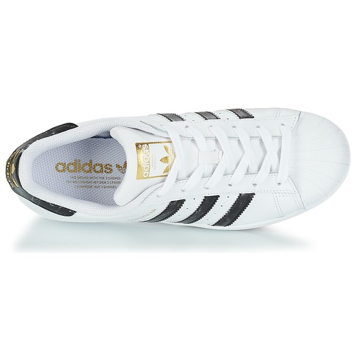 Adidas Zapatos BlancoNegro Zapatillas Originals Bajas Superstar wZuiTkXPO