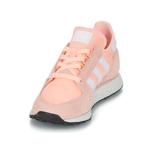 Oregon Mujer Originals Rosa Zapatillas W Adidas Bajas Zapatos eWYIEH9D2