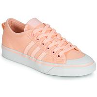 Zapatos Mujer Zapatillas bajas adidas Originals NIZZA W Rosa