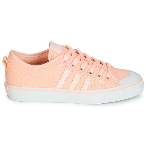 Nizza Mujer Zapatos Originals W Adidas Bajas Zapatillas Rosa K3TuFc1Jl5
