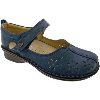 Zapatos Mujer Bailarinas-manoletinas Loren LOM2313bl blu