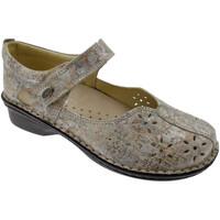 Zapatos Mujer Bailarinas-manoletinas Calzaturificio Loren LOM2313be blu