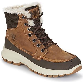 Zapatos Hombre Botas de nieve Helly Hansen GARIBALDI V3 Marrón