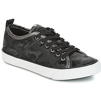 Zapatos Mujer Zapatillas bajas Guess JOLIE Negro