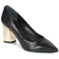 Zapatos Mujer Zapatos de tacón Guess BAFI Negro / Oro