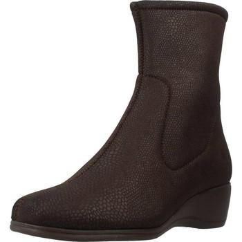 Zapatos Mujer Botas de caña baja Pinoso's 34631 Marron