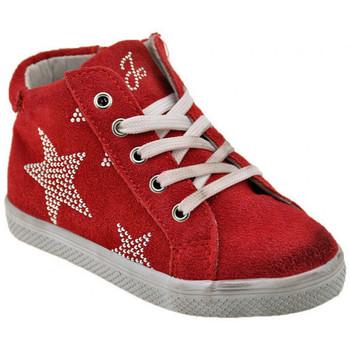 Zapatos Niños Zapatillas altas Liu Jo  Rojo