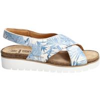 Zapatos Sandalias Mephisto TALLY Azul