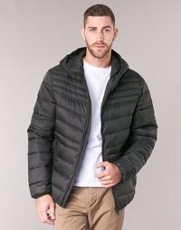 textil Hombre plumas Geox DENNIE Negro