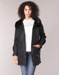 textil Mujer Abrigos Molly Bracken QUIEN Negro