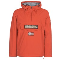 textil Hombre parkas Napapijri RAINFOREST WINTER Naranja