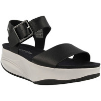 Zapatos Mujer Sandalias Mbt Physiological Footwear  Negro