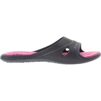 Zapatos Mujer Zuecos (Mules) Rider 82214 Rosa-Negro