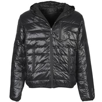 textil Hombre plumas Umbro DIAMOND-DOUDOUNE-NOIR-SCHISTE Negro