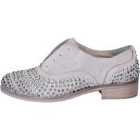 Zapatos Mujer Derbie Onako BZ629 gris